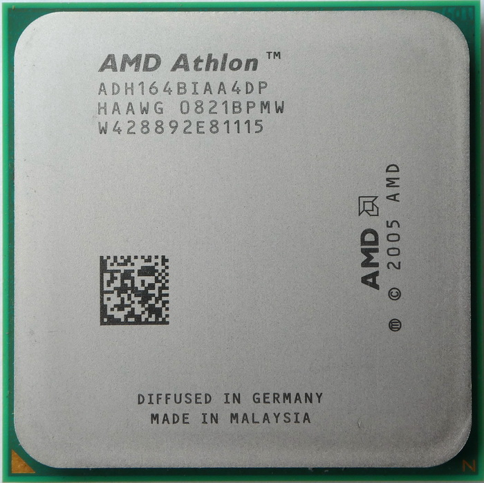 AMD Athlon 64 1640B (Socket AM2) ADH164BIAA4DP 2,7GHz 01.jpg