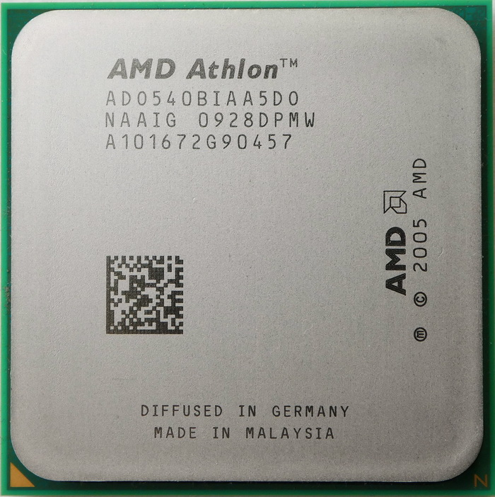 AMD Athlon X2 5400B ADO540BIAA5DO 2,8GHz socket AM2 01.jpg