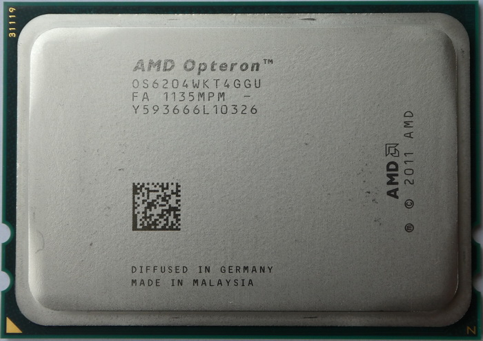 X86 Cpus Guide View Details On Amd Opteron 6204