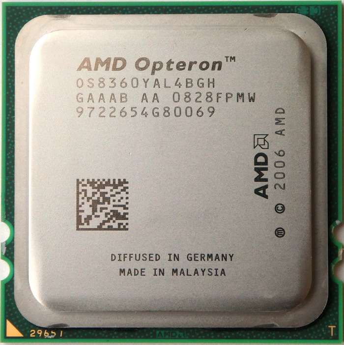 X86 Cpus Guide View Details On Amd Opteron 8360 Se