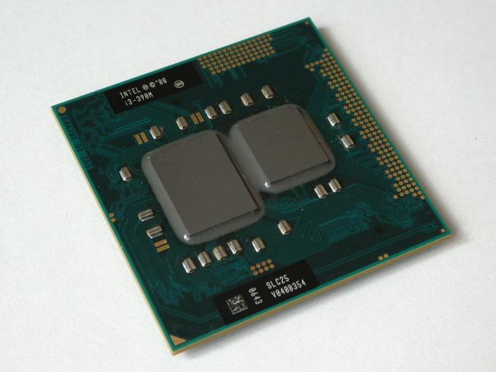 Intel Core i3 390M 2.66GHz SLC25