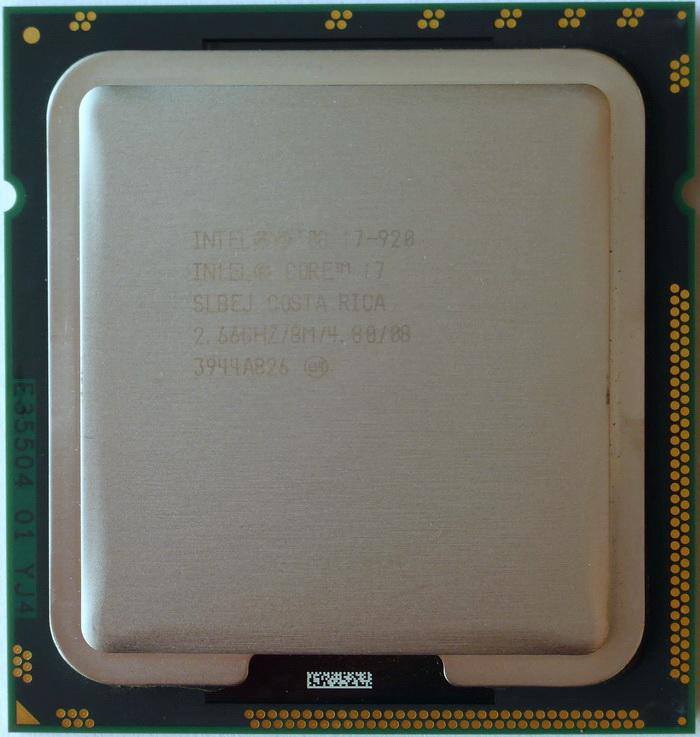 Intel Core I7 920 SLBEJ LGA1366 01
