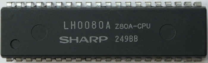Sharp LH0080A Z80A-CPU 01.jpg