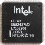 Intel 430MX - Intel SB82437MX SU069 Mobile System Controller (Nothbridge) 01.jpg