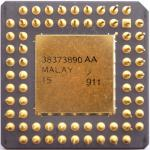 Intel 80387DX-25 SX106 (ancienne reference) CPGA 02.jpg