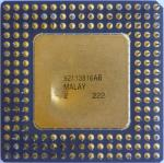 Intel 80486SX-25 SX693 (remarked) 02.jpg